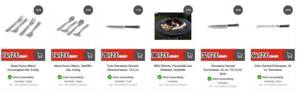top12: Küchenhelfer Sale - z.B. Jamie Oliver Küchenhelfer-Set, 5 ...