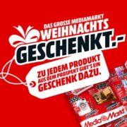 *LETZTE CHANCE* *KNALLER* MediaMarkt: Gratis Geschenk ON TOP!