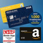 1822direkt - 200€ Bonus für das kostenlose Girokonto erhalten