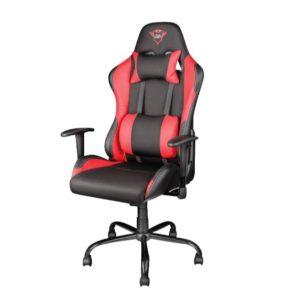 Trust Gxt 707r Gaming Stuhl Schwarzrot Bis 150 Kg Für 159