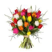 """*TIPP* BlumeIdeal: 15% Rabatt auf die Valentinstags-Kategorie oder 20% Rabatt auf Tulpenstrauß """"Modern Love"""""""