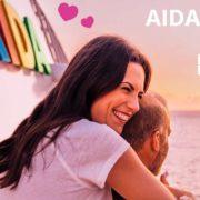 *AIDA Valentinstag-Special*: Viele reduzierte Kreuzfahrten im Angebot - z.B. Kurzreise ab Kiel nach Norwegen und Dänemark bereits ab 449€