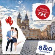 *VALENTINSTAG* a&o Hotelgutschein (2 Nächte für 2 Erwachsene + 2 Kinder) - z.B. Venedig, Amsterdam, Berlin, Wien für 79€