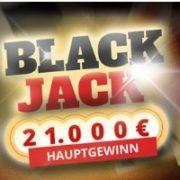 """*NEU & BESTANDSKUNDEN* Lottohelden: Rubbellos der Woche - 20% Rabatt auf das Rubbellos """"Black Jack"""""""