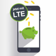 Freenetmobile: Monatlich kündbare oder 24-Monatige Allnet-Flats mit LTE - z.B. 2GB / 4GB / 8GB ab 7,49€/Monat