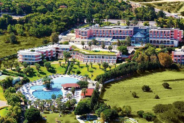 7 Tage Reise Nach Rhodos Im 4 Hotel Inklusive Halbpension Flug