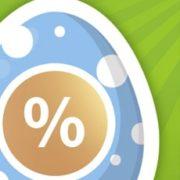 *NEU- & BESTANDSKUNDEN* Lottohelden: 2x OsterLotterie (2x 1 Los, 2x 1/10 Anteil) für15€ (statt 24€)