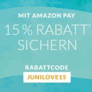 Engelhorn: 15% bei Zahlung mit Amazon Pay möglich