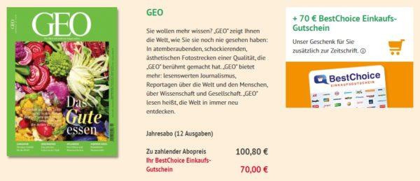 geo zeitschrift kiosk news banner