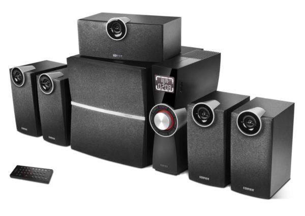 Edifier C6XD Soundsystem