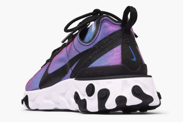 NIKE React Element 55 Premium Sneaker