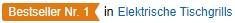 Amazon Bestseller - Elektrischer Tischgrill - Tefal - Kontaktgrill