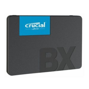 Crucial BX500 - SSD - Festplatte