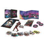 Deadpool Film 1 & Film 2 - Ultimate Unicord-Edition