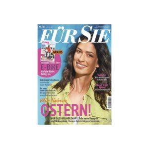 Für Sie - Zeitschrift - Cover