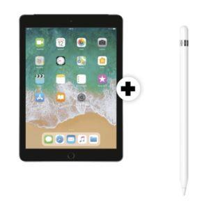 Apple iPad 2018 (4G) & Apple Pencil