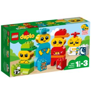 LEGO Meine ersten Emotionen - Bausatz - Gefühle erklären - 10861