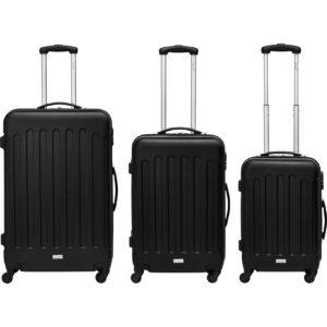 Packenger Travelstar 3er-Kofferset