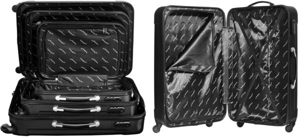 Packenger Travelstar 3er-Kofferset - Bilder