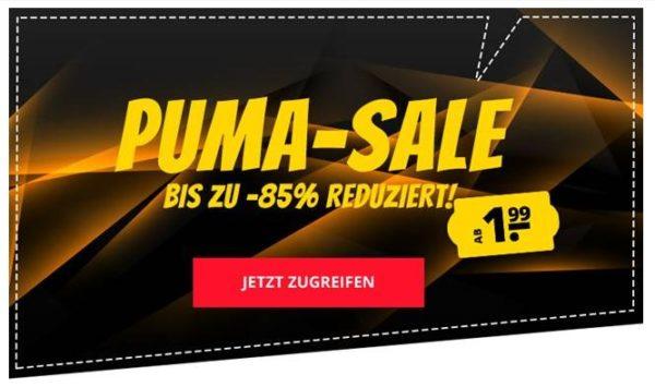 Series de tiempo hipoteca paquete  Großer Puma-Outlet (ab 1,99€) + 5€ Newsletter-Rabatt| MonsterDealz.de