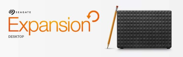Seagate Expansion - Banner