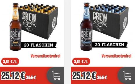 CREW Republic Craft Beer Beispiel #1