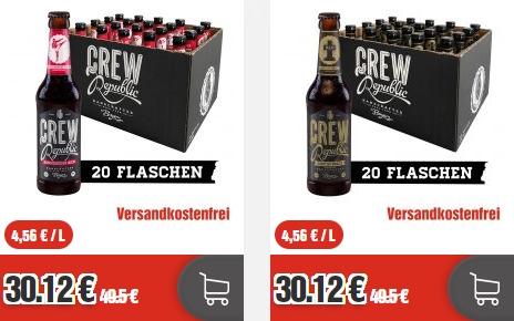 CREW Republic Craft Beer Beispiel #2