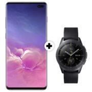 *KNALLER - 152€ ERSPARNIS* Samsung Galaxy S10+ (512GB) + Galaxy Watch 42MM LTE inkl. 6GB GreenLTE Allnet-Flat (Vodafone) für 36,99€/Monat