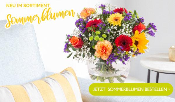 blumenshop - Weekend - Sommerblumen