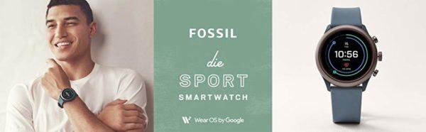 Fossil Smartwatch - Banner - Header