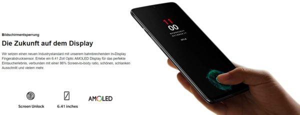 OnePlus 6T - Banner - Werbung
