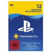 MediaMarkt: Days of Play 2020-Aktion in der Übersicht - z.B. PlayStation Plus (12 Monate) für 41,99€