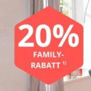 *TOP* Yourhome: 20% Extra-Rabatt aufs Einrichten-Sortiment + kostenfreie Lieferung ab 50€!