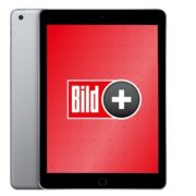 *KNALLER* Apple iPad inkl. 24 Monate BILDplus Premium-Abo für 14,99€/Monat (effektiv 1,26€/Monat)