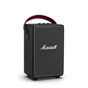 Marshall Tufton (schwarz) - Bluetooth-Lautsprecher (80W RMS, Bluetooth 5.0, AUX-In, Akku)