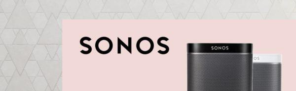 Sonos Lautsprecher - Banner