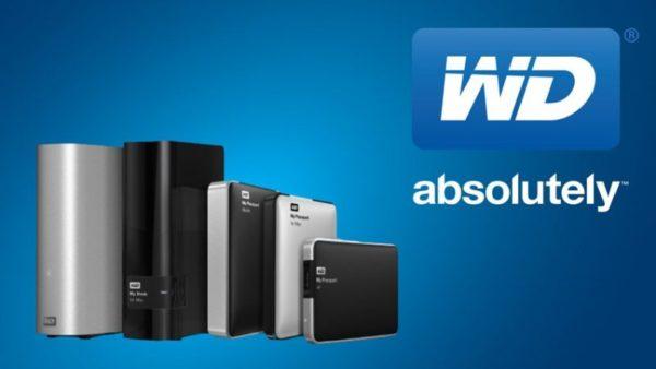 Western Digital - Produkte - Banner