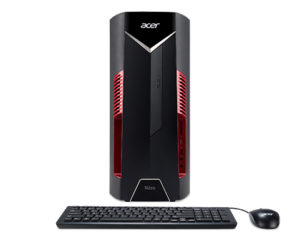 Nitro Gaming-Desktop PC | N50-600 | Schwarz