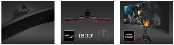 Acer Predator Gaming Monitor - Bilder