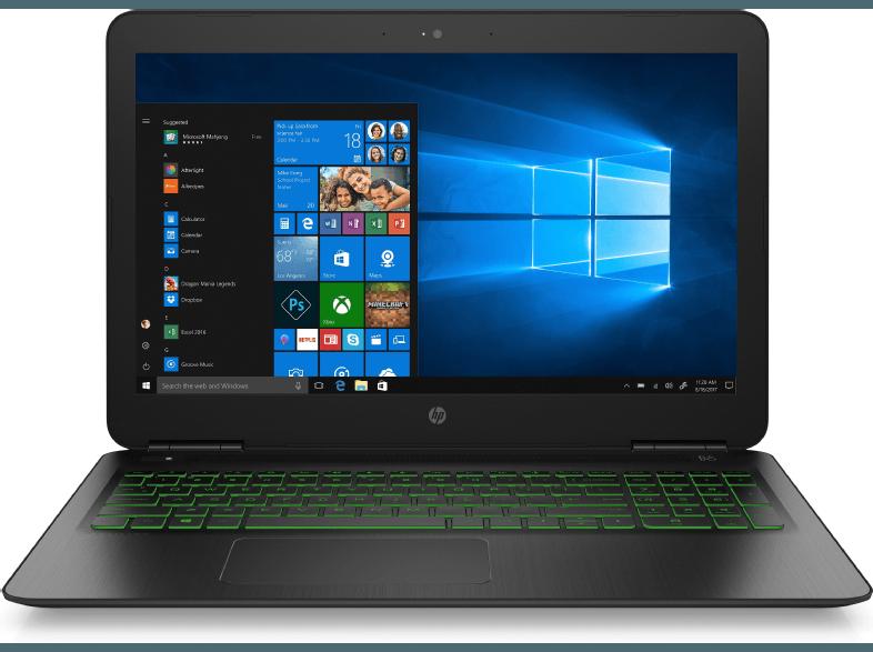 HP 15-da0354ng, Notebook