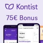 Kontist - 75€ Bonus