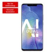 *WIEDER DA* *TOP* Huawei Mate 20 Pro + 6 GB LTE + Telefon-Flat + Hotspot-Flat) im Telekom-Netz für 16,99€/Monat ~ effektiv 0,24€/Monat