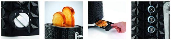 Morphy Richards Toaster - Bilder