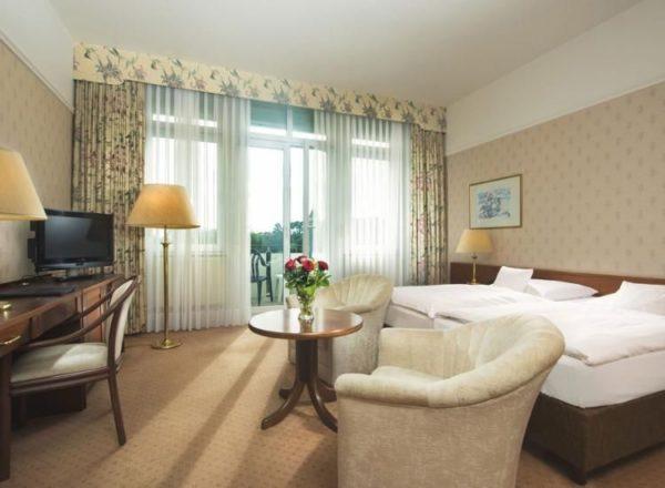 Maritim Hotel Bad Wildungen Zimmer-Ansicht