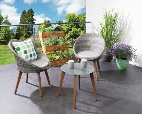 Greemotion Balkon-Set Auckland