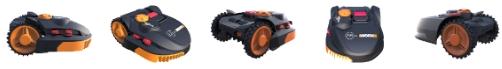 worx landroid sb700 maehroboter bilder