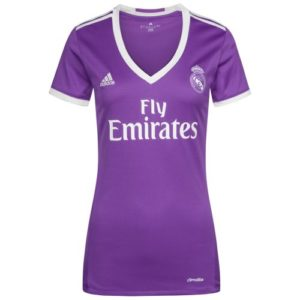 Adidas Real Madrid Damen Trikot Auswärts