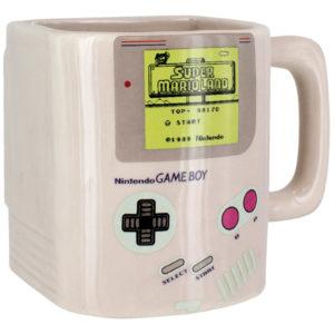 Game Boy Kekse Tasse