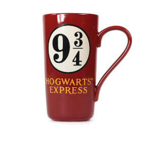 Harry Potter Latte-Tasse Platform 9 3/4