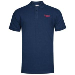 Speedo Poloshirt blau